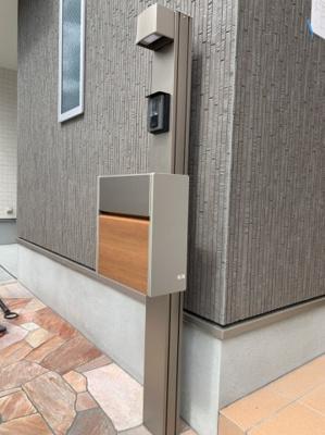 【設備】瓜破4丁目 新築戸建