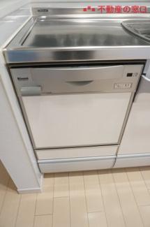 【R3年7月撮影】 食器洗浄機付。 忙しいお母さんにとって、食後も時短で家事ラクです!
