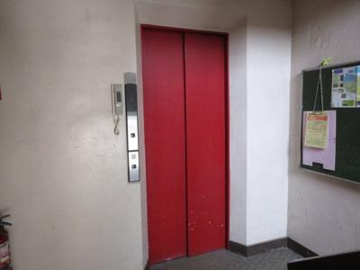【玄関】ニュー日吉マンション
