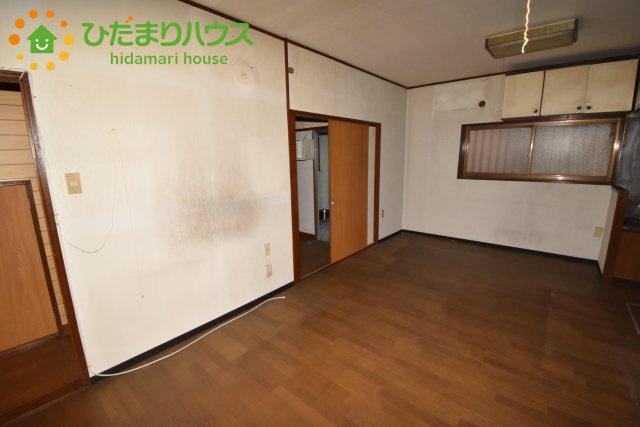 【居間・リビング】上尾市小泉 中古一戸建て