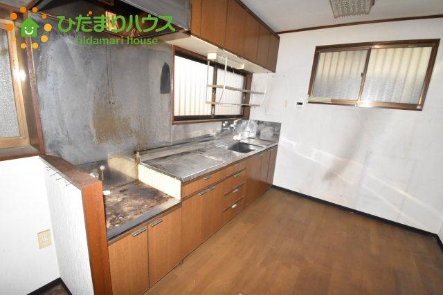 【キッチン】上尾市小泉 中古一戸建て