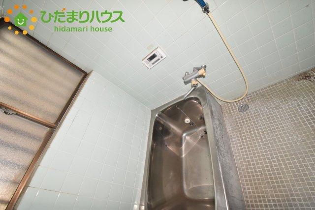 【浴室】上尾市小泉 中古一戸建て