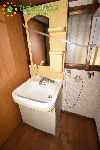 【独立洗面台】上尾市小泉 中古一戸建て