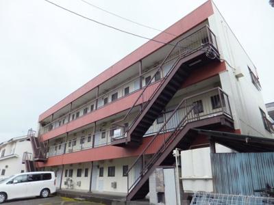【外観】東石井コーポ