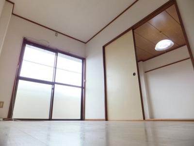 【洋室】東石井コーポ