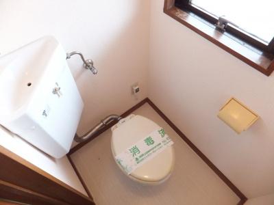 【トイレ】東石井コーポ
