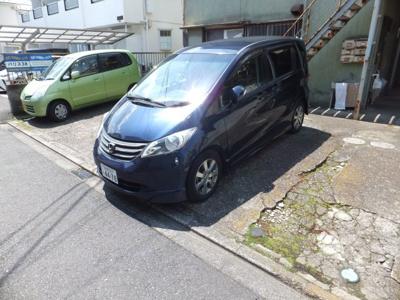 【駐車場】菊池荘