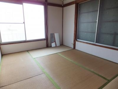 【居間・リビング】菊池荘