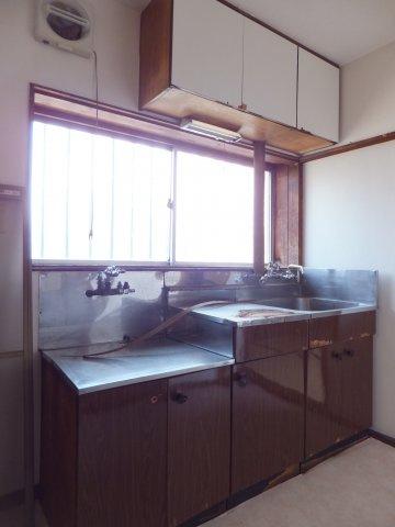 【キッチン】菊池荘