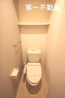 【トイレ】リシェスコート