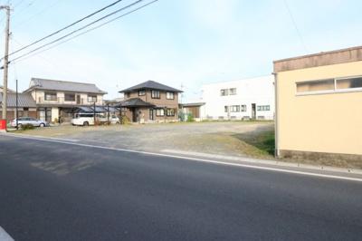 守山市幸津川町2区画・土地ゆとりの約82.58坪