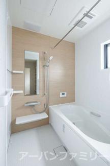 【浴室】D-town近江八幡市金剛寺町 9号地 新築戸建