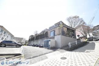 【外観】ローズヴィラ神戸六甲篠原邸2階3階