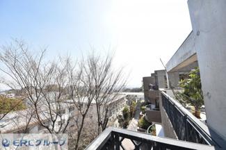 【展望】ローズヴィラ神戸六甲篠原邸2階3階