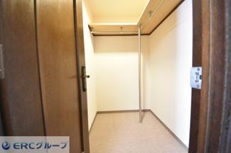 【収納】ローズヴィラ神戸六甲篠原邸2階3階