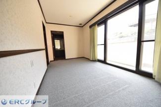 【洋室】ローズヴィラ神戸六甲篠原邸2階3階