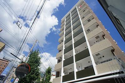 【外観】スワンズ新神戸ウィータ