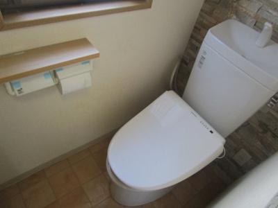 【トイレ】アーバンライフ上島21