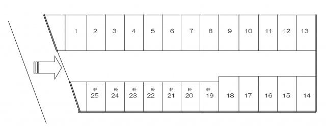 12:仲澤第2駐車場