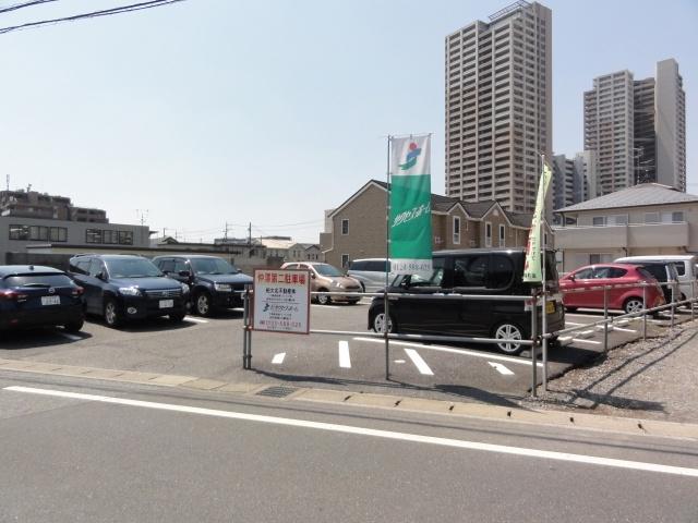 【外観】12:仲澤第2駐車場