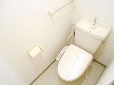 【トイレ】ハイカムール来住・