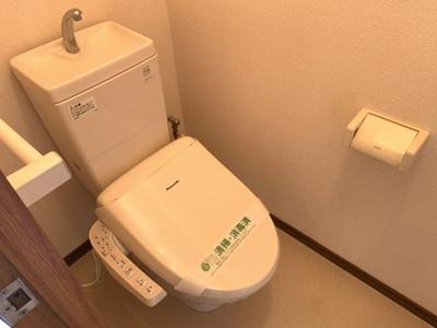 【トイレ】イル・フルール