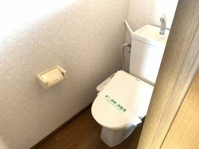 【トイレ】Kハイツ