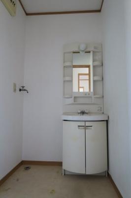 【独立洗面台】ヘッドランドハウス
