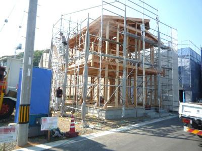 【外観】高知市朝倉丙新築戸建