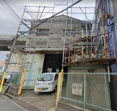 【外観】淀川区野中北 約50坪 工場