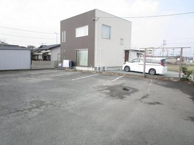 【駐車場】志原貸店舗