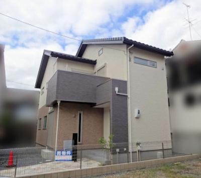 【外観】高野清水町【長期優良住宅】駐車2台