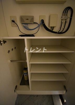 【玄関】グランカーサ銀座イースト