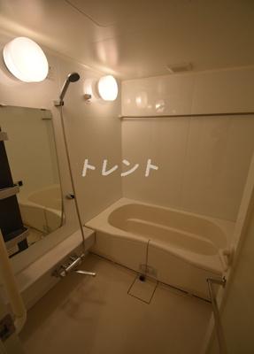【浴室】グランカーサ銀座イースト