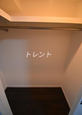 【収納】グランカーサ銀座イースト