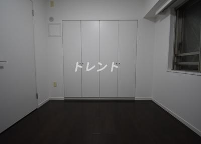 【寝室】グランカーサ銀座イースト