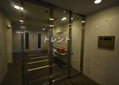 【セキュリティ】グランカーサ銀座イースト