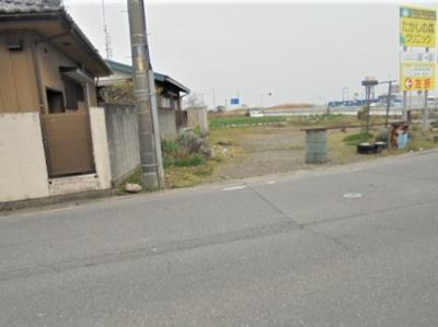 【外観】熊谷市玉井 750万 土地