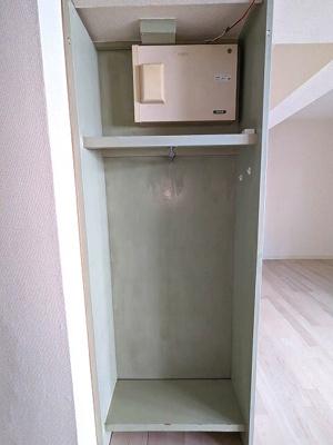 【収納】赤坂レジデンシャルホテル