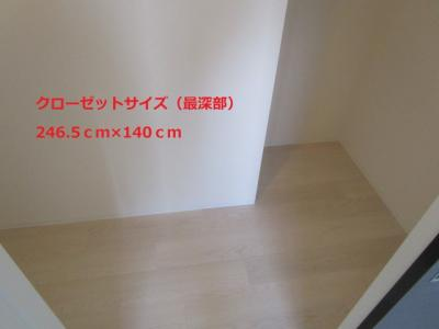 【収納】ユーパレス桑津