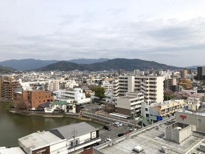【展望】ローレルハイツ南福岡