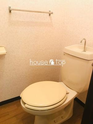 【トイレ】アネックス甲子園三番町(鳴尾北小・学文中学校区)