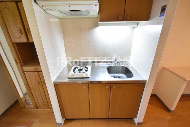 【キッチン】HomeBuilder KISHINOSATO (旧ヴァンベール02)