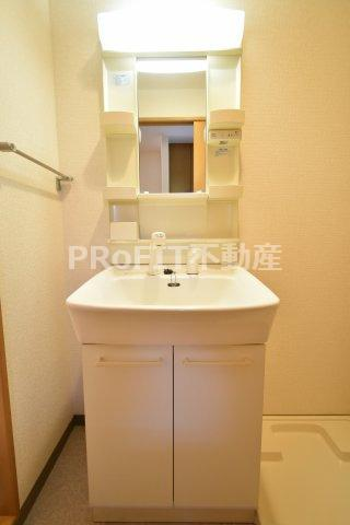 【独立洗面台】HomeBuilder KISHINOSATO (旧ヴァンベール02)