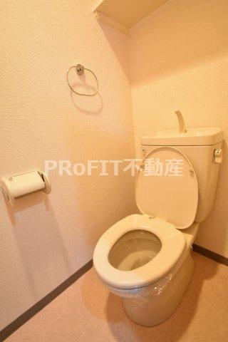【トイレ】HomeBuilder KISHINOSATO (旧ヴァンベール02)