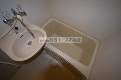 【浴室】レオパレスルナⅡ