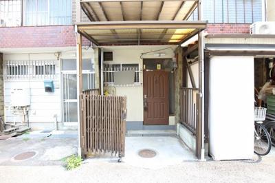 摂津市香露園テラスハウス