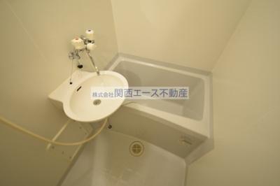 【浴室】レオパレスラコルト