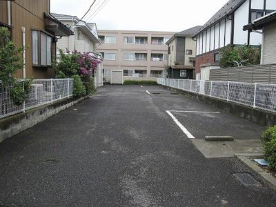 【駐車場】ウェンディーハウス