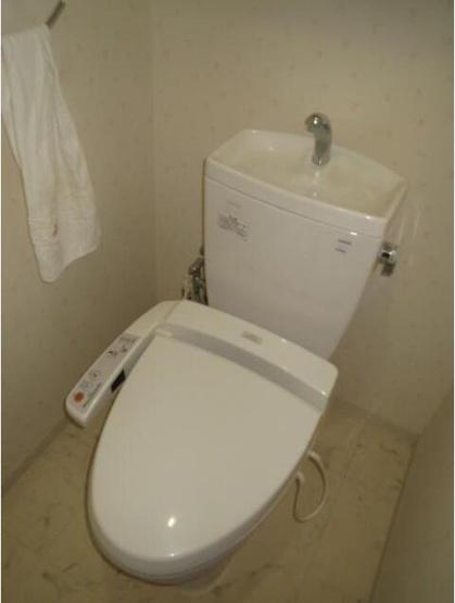 【トイレ】鴻巣市吹上本町4丁目 日神パレステージ吹上 中古マンション